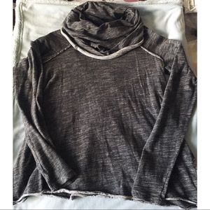 FREE PEOPLE⎮cocoon pullover knit slouchy pullover